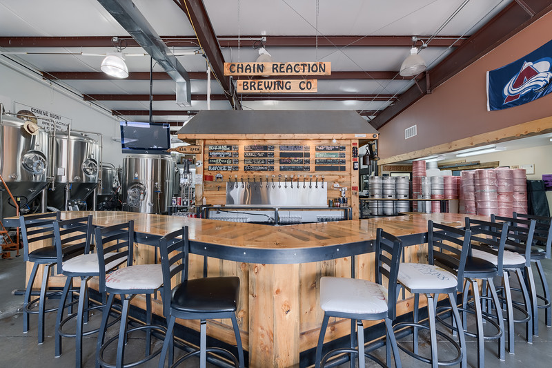 Chain Reaction Brewing Co FR 002