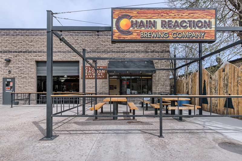 Chain Reaction Brewing Co FR 012