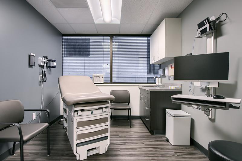 CU Denver Medicine Exam Room 2