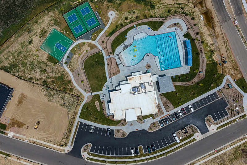 The Cove Aerial Birdseye 1