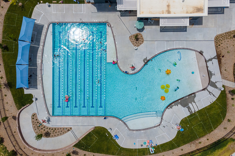 The Cove Aerial Birdseye 2