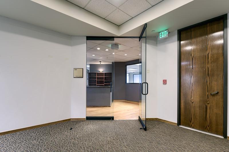 9191 Sheridan 3rd Floor Entrance