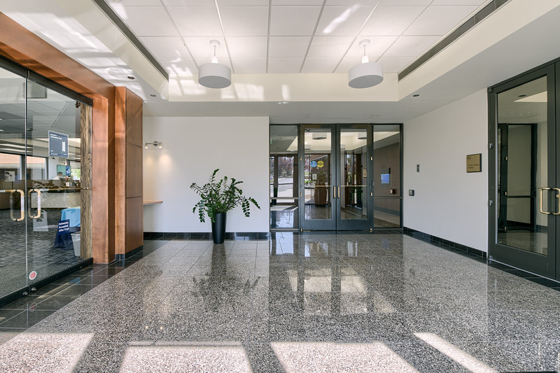 9191 Sheridan Main Lobby