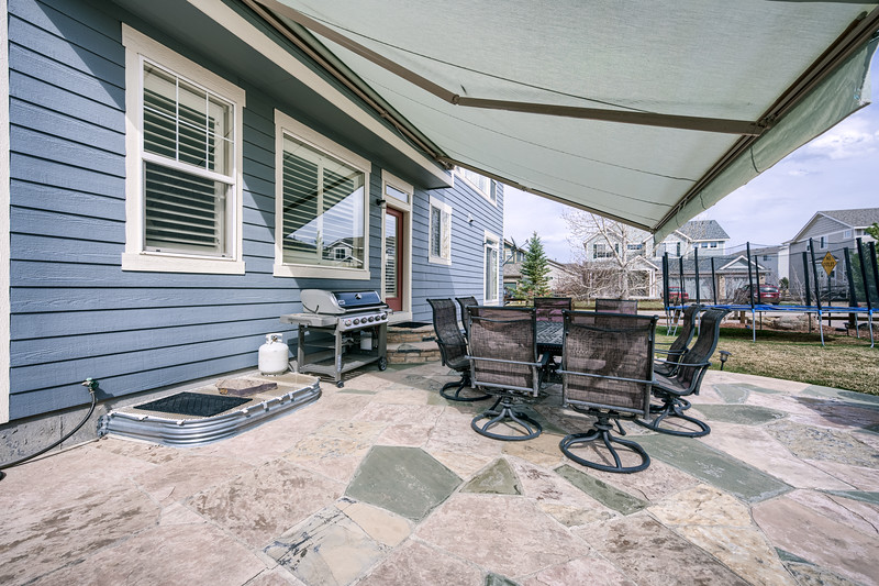 Back Covered Patio