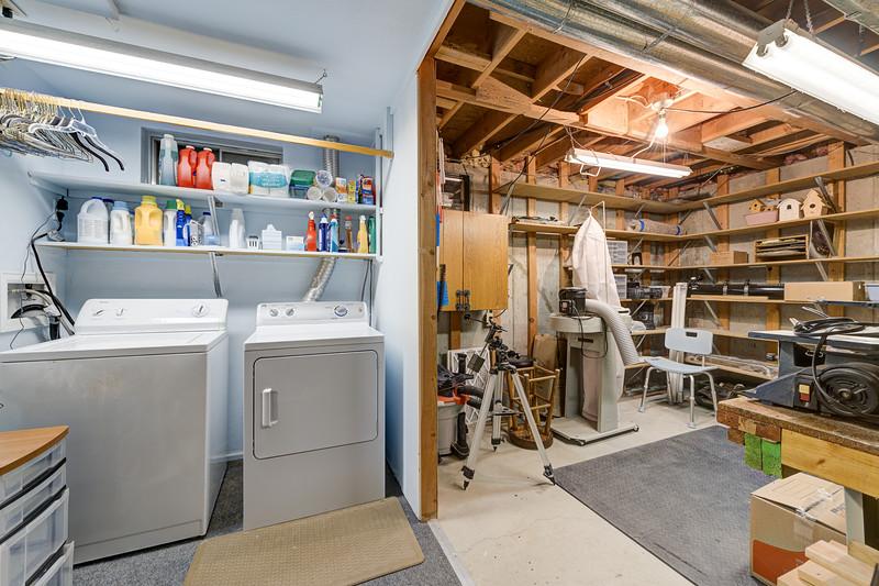 Laundry Workshop