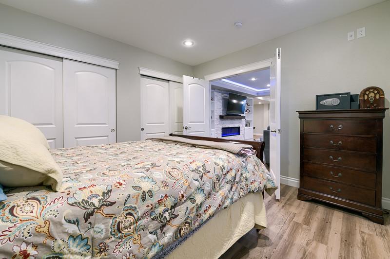 In-Law Suite Bedroom One