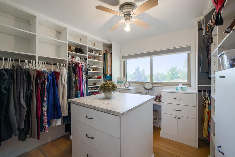 Bedroom Converted Closet
