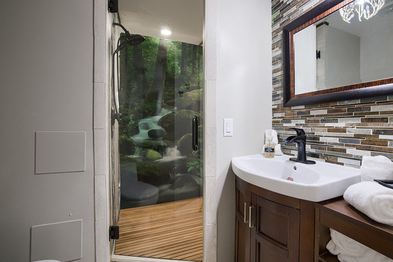 Bathroom Two Divider