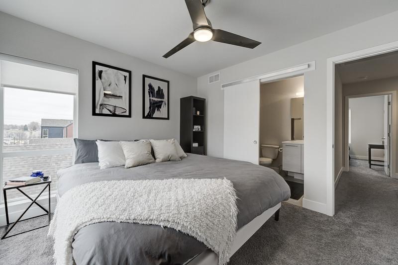 Bedroom Suite One 2