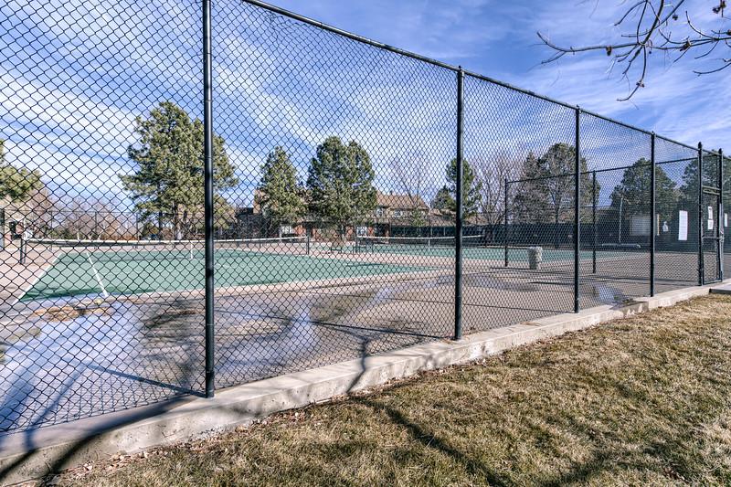 Community Tennis