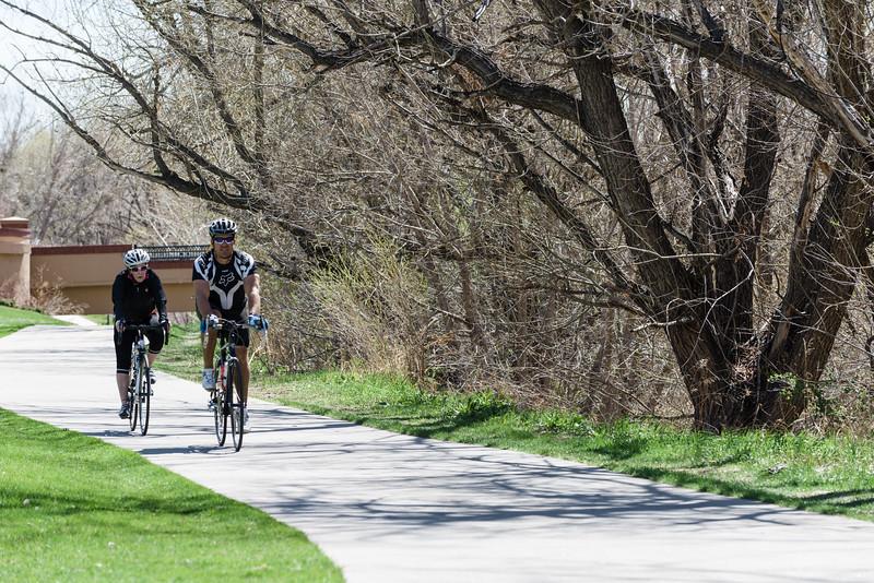 Outdoors Cherry Creek Bike Path 1