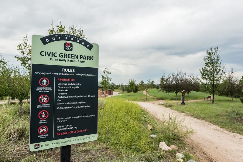 Civic Green Park 09