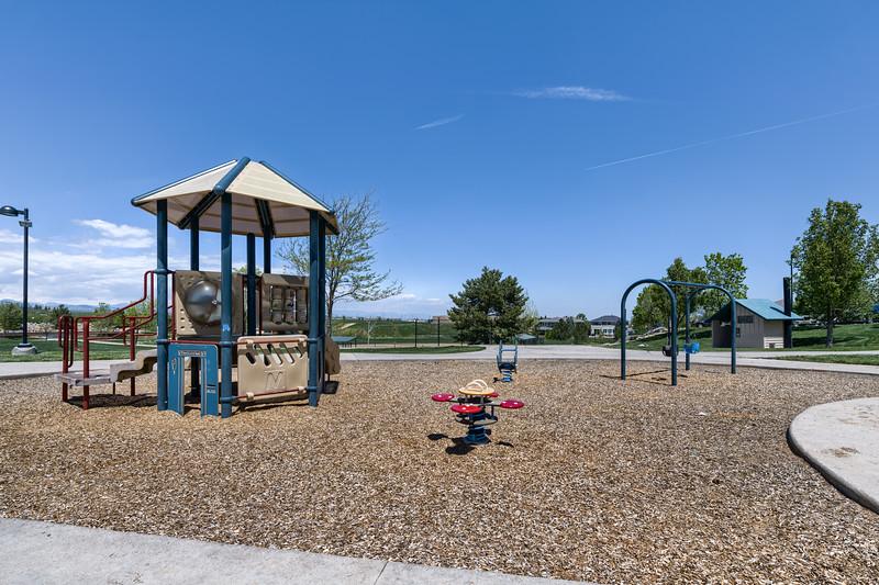 Red-Tail Park Playground 2