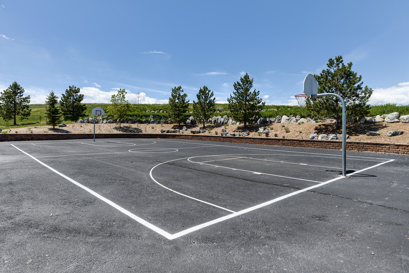Red-Tail Park Basketball 2