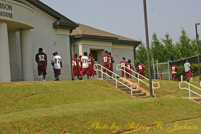 AAMU Fan Day 2007 The Fans