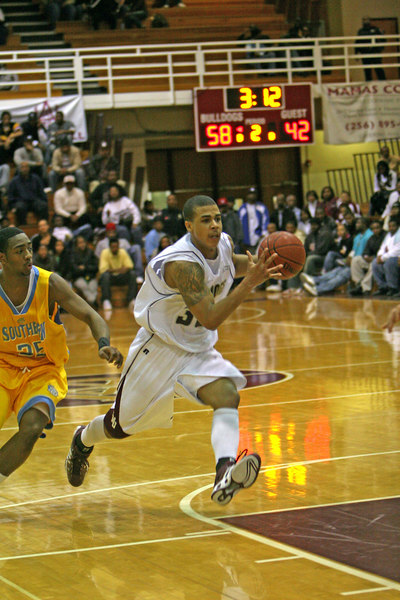 AAMU Men Basketball vs Southern