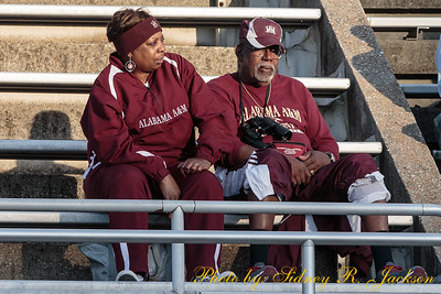 AAMU2015Football vs Southern Pregame-Fans and Friends