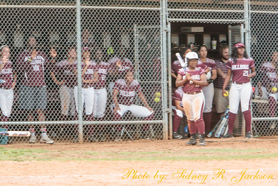 AAMU 2016 Softball vs ASU Day 2 Game 1