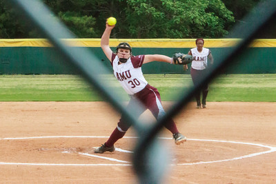 AAMU 2016 Softball vs ASU
