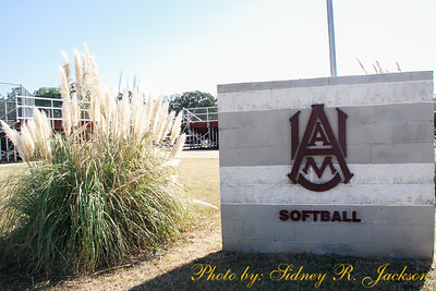 AAMU 2016-17 Softball Team Photos