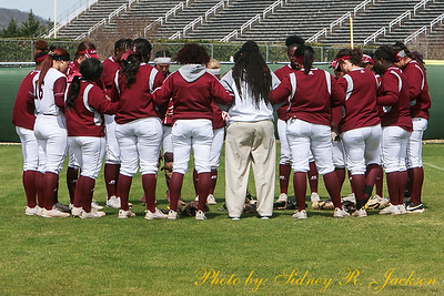 AAMU 2017 Softball vs Jacksonville State