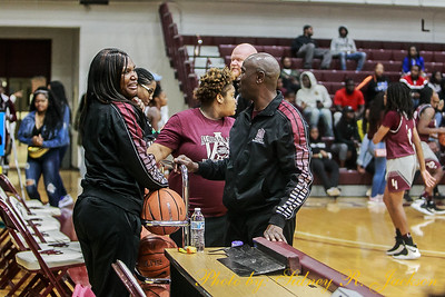 AAMU 2018-2019 Basketball Maroon Madness