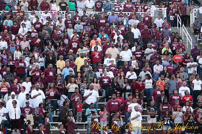 AAMU 2011 LCC Pageantry and Fans
