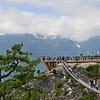 Squamish, CA <br /> Sea to Sky Gondola, suspension bridge and hiking trails