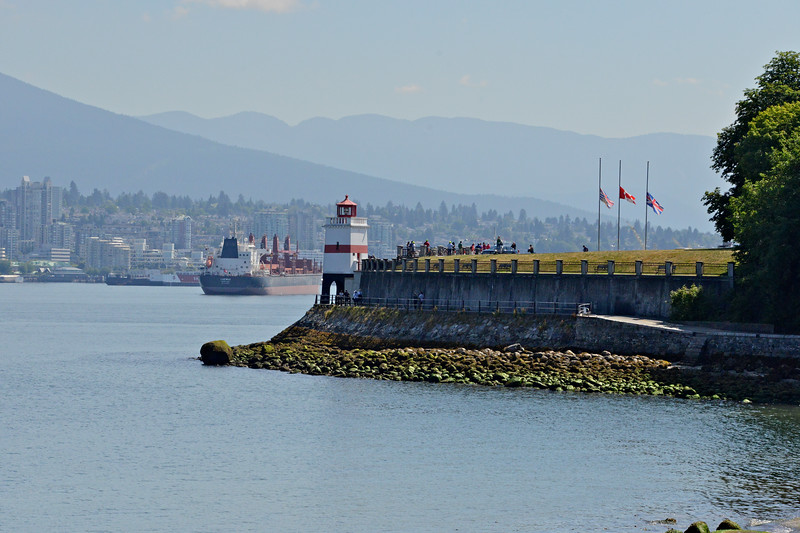 Brockton Point Lighthouse, Stanley Park