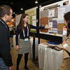 More than 400 undergraduates and graduate students entered posters into the competition for the Chambliss Astronomy Achievement Student Awards. Scores of volunteer judges fanned out across the exhibit hall each day reviewing posters. A dozen students won Chambliss medals, while another 19 received certificates of honorable mention. AAS photo © 2014 Joson Images.