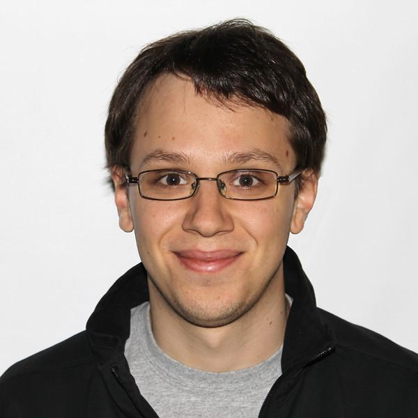 Winner: Dan Sirbu (Princeton Univ.)