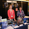 Some two dozen exhibitors and sponsors set up booths in the exhibit halls (plural, because they spanned two floors of the Westin Copley Place), and the venue was crowded with attendees seeking information and bargains, especially during coffee breaks and afternoon poster sessions. AAS photo © 2014 Joson Images.