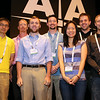 The AAS Solar Physics Division (SPD) offers Studentship Awards to outstanding undergraduate and graduate students pursuing a career in solar physics. The awards support travel to an SPD meeting or, in this case, a joint AAS/SPD meeting. AAS photo © 2014 Joson Images.