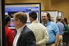 Attendees - Poster session/exhibitors time