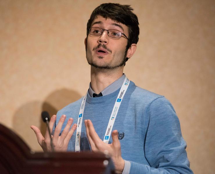 Francesco Belfiore (University of Cambridge) - Press Conference: Sloan Digital Sky Survey IV