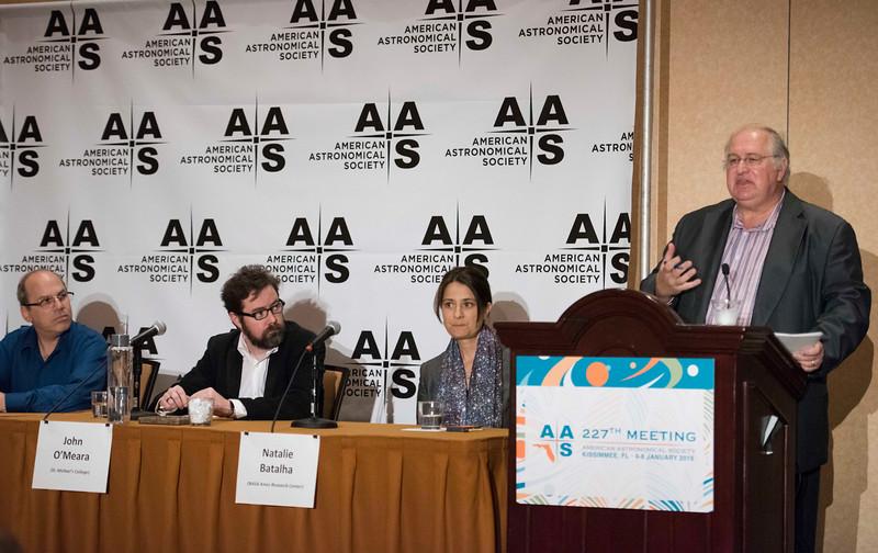 Ray Villard - Press Conference