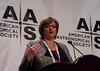AAS President Meg Urry speaks - Opening Plenary Session