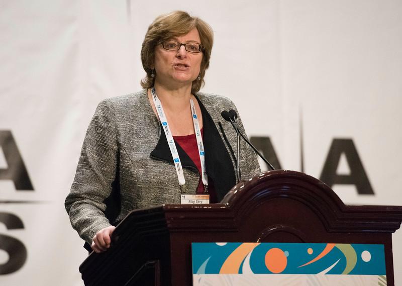 AAS President Meg Urry - Welcome Address