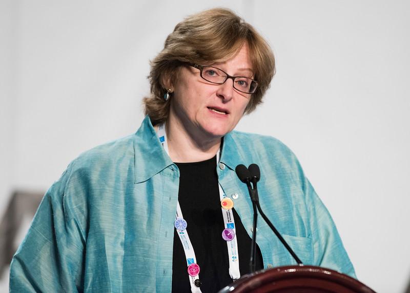 AAS President Meg Urry - Warner Prize