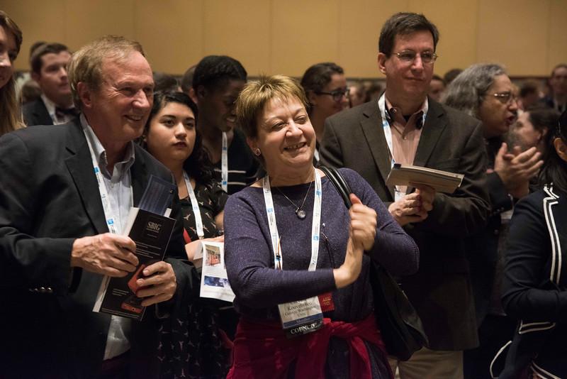 Attendees - Undergrad Orientation Reception