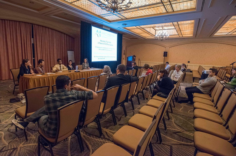 Attendees - Town Hall: AAS Advocacy