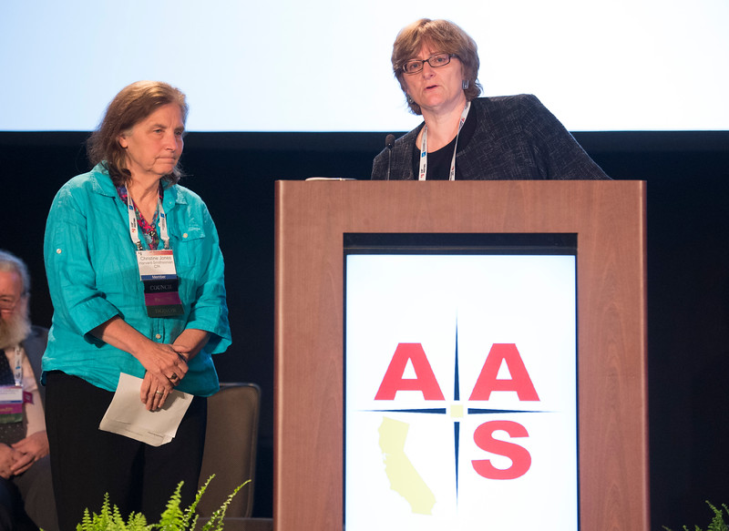Speakers and attendees - AAS Members' Meeting