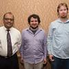 Chris Arumainayagan, Philip Hopkins and Greg Walth - Monday Afternoon press conference