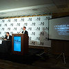 Eric Craine, Evan Solomonides and Sean Carroll - Press Conference