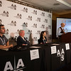 Presenters speak - the Press conference on Black Holes