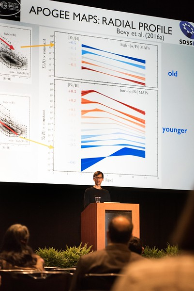 Jo Bovy - Plenary Session: APOGEE: The New View of the Milky Way