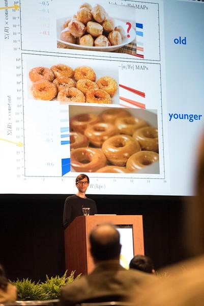 Jo Bovy - Plenary Session: APOGEE: The New View of the Milky Way