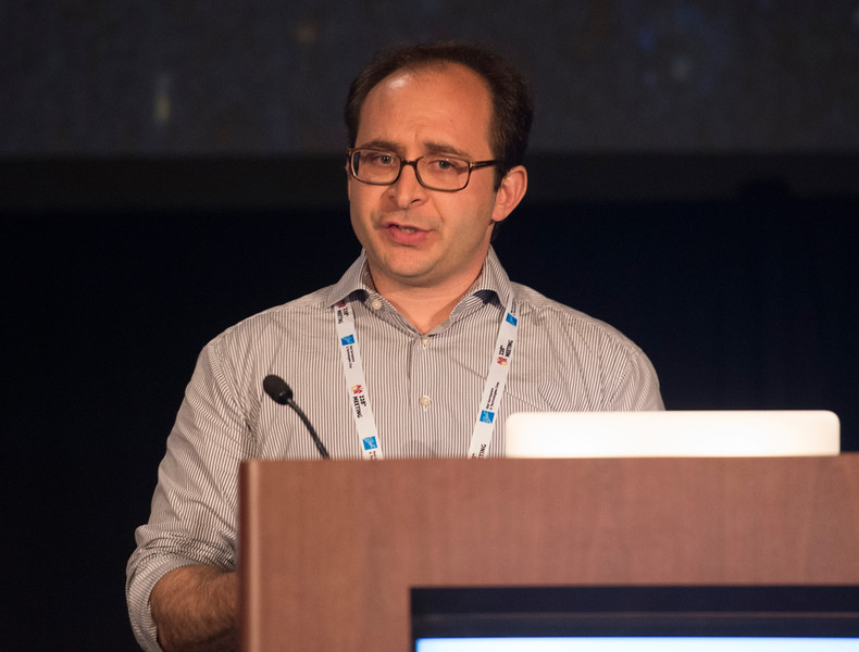 The Galaxy Zoo, presented by Kevin Schawinski -
