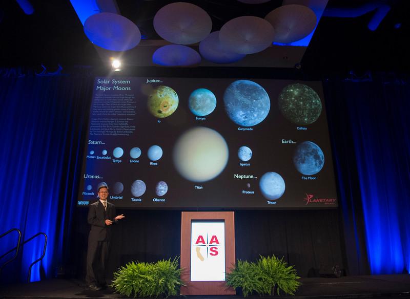 The Ocean World Enceladus, presented by Christopher Glein -