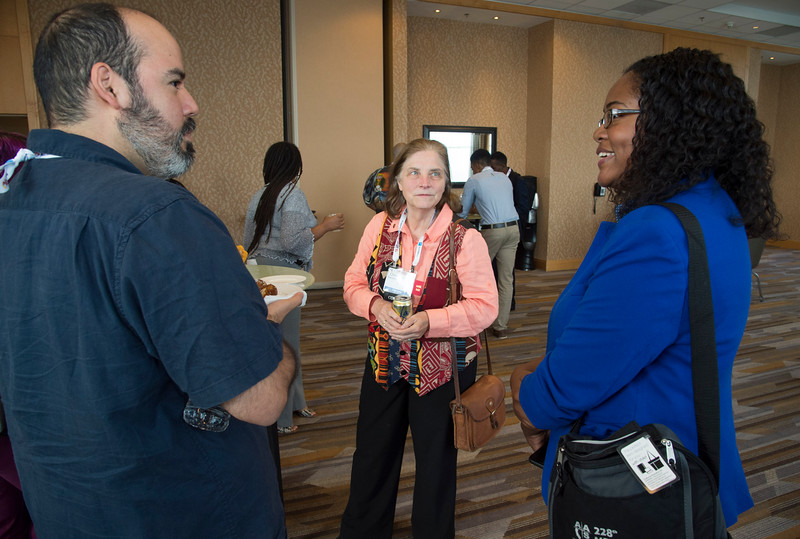 Speakers and attendees - CSMA Meet and Greet